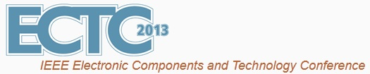 63rd ECTC IEEE Electronic Components and Technology Conference